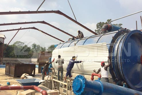 Excellent Reasons To Use Waste Tyre Pyrolysis Plant - Beston Machinery