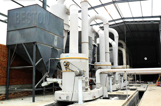 BMF-20 Carbon Black Processing Plant
