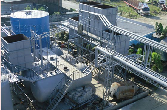 Continuous Operating Distillation Plant For Sale