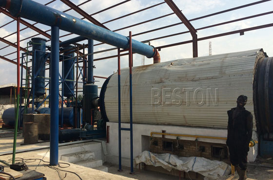 Tyre Pyrolysis Plant Cost - Cost of Tire Pyrolysis Plant