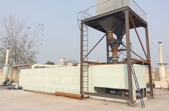 plastic-waste-to-oil-plant