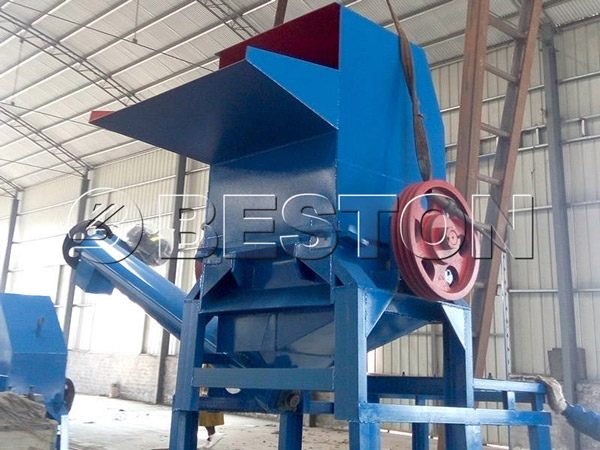 plastic granule machine to trinidad and tobago