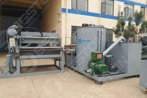 Highly Efficient Egg Carton Machine for Sale
